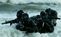 seal team soldiers