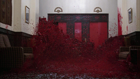 the shining movie blood