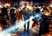 doctor who bbc robot 11th doctor