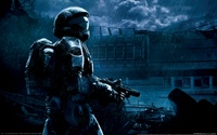 halo odst xbox x box 360 video game