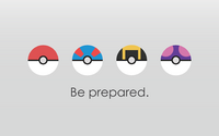 be prepared pokemon pokeballs