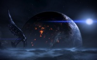 Mass Effect 3 reapers video game